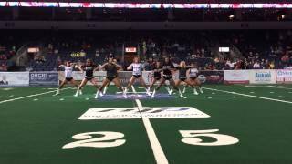 2015 Texas Revolution Dancers Promo