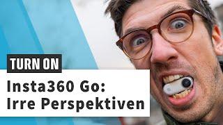 Insta 360 Go: Die spaßigste Kamera der Welt