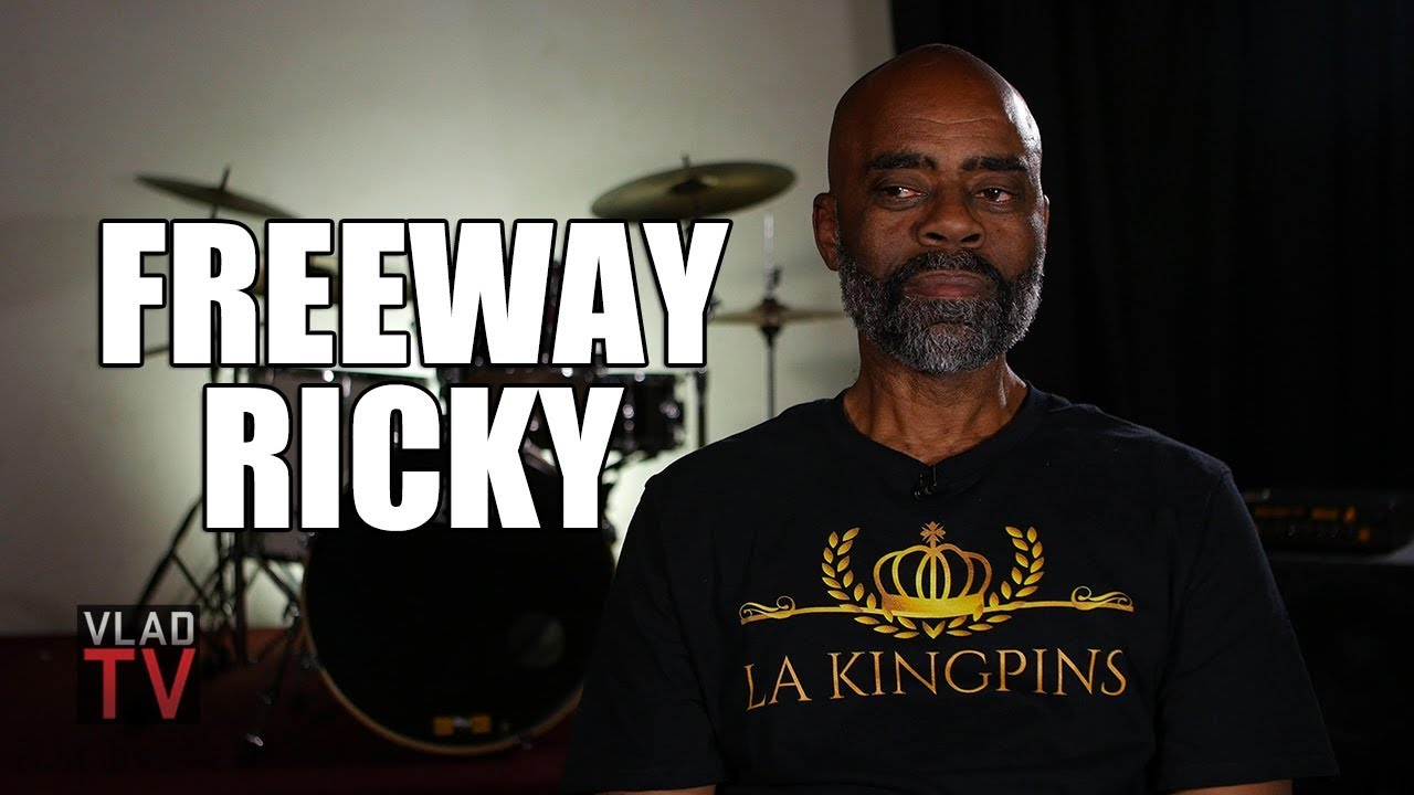 Freeway Ricky on How the Police Used Torture Tactics Against His Crew