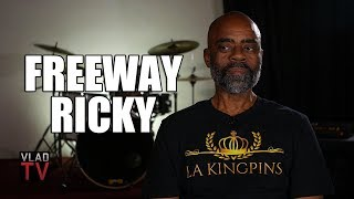 Freeway Ricky on How the Police Used Torture Tactics Against His Crew (Part 7)