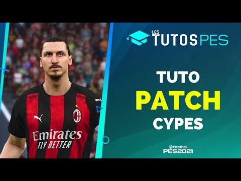 PES 2021 : TUTO PATCH CYPES avec Bundesliga !
