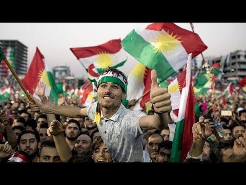 Kurdistan Independence Vote Faces Fierce Opposition (1/2)