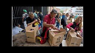As Venezuelans go hungry, US targets food corruption