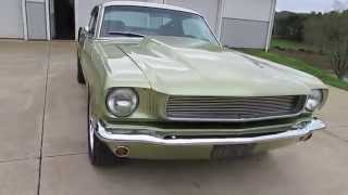 1966 Ford Mustang Fastback Resto-Mod- Pro-Touring Hot Rod at BigBoyzToyz69.com
