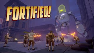 Fortified Launch Trailer