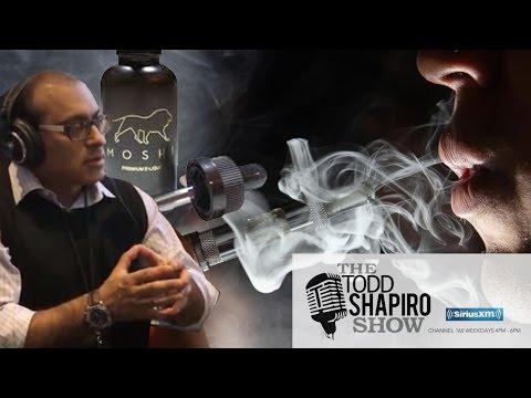 Heart Surgeon Details The Benefits of E-Cigs Joined by Beju from VapeMoshi.com