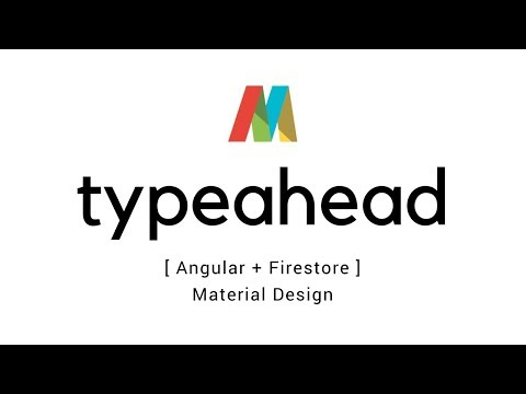 Angular 5 – TypeAheads with data tables  | T-Pub :)