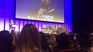 Paleyfest 2017 - Melissa Benoist, Grant Gustin, Stephen Amell, Caity Lotz and more