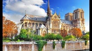 Нотр Дам де Пари . Гордость и символ Франции