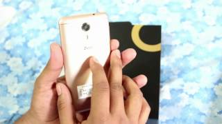 new symphony zviii unboxing hands on review golden color 2017