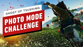 Ghost of Tsushima: Photo Mode Challenge