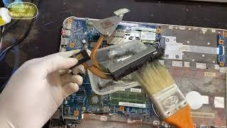 Laptop chạy nóng tự tắt và cách khắc phục
