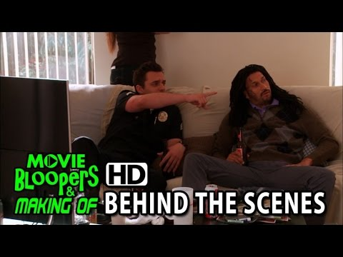 Let's Be Cops (2014) Making of & Behind the Scenes (Part3/3)