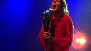 Florence The Machine Seven Devils Live KC S Midland Theater 12 5 2011
