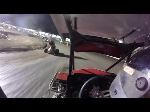 Port City Raceway 10-04-19 Bre A-Feature - Sportsman Class