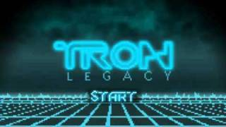 Tron Legacy 8-Bit End Credits Theme Extended
