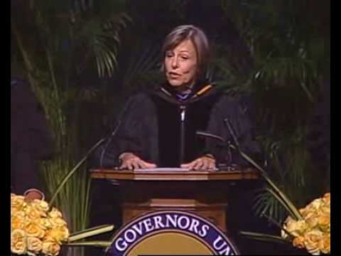 Hilary Pennington  WGU Commencement Address, Feb. 2010