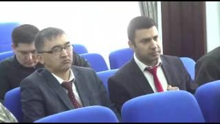 Аскар Тутубаев на совещании с предпринимателями
