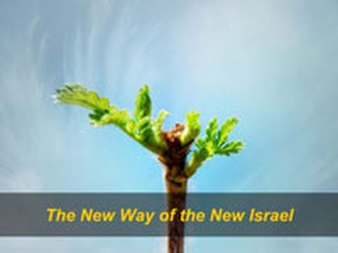 The New Way of the New Israel