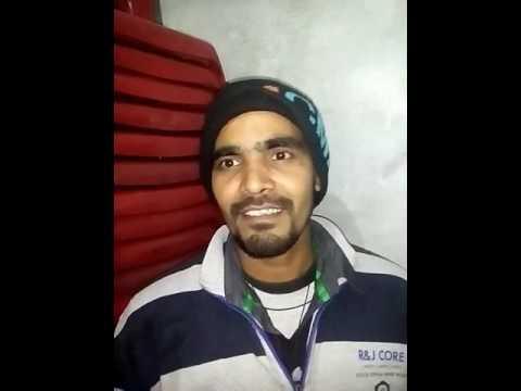 Ajmal sultanpuri ke Pote Tariq Ajmali