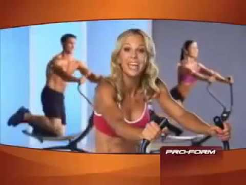 Ab Glider Machine Commercial - As Seen On TV