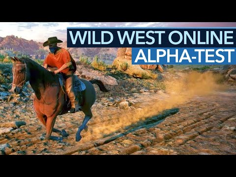 Wild West Online - Alpha-Test im Video: Jetzt schon 40 Euro fürs Western-MMO ausgeben?