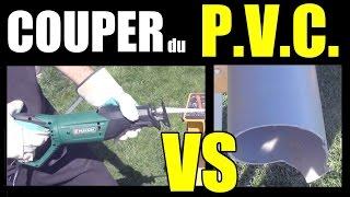 couper tube en pvc scie sabre parkside pfs 710 b1