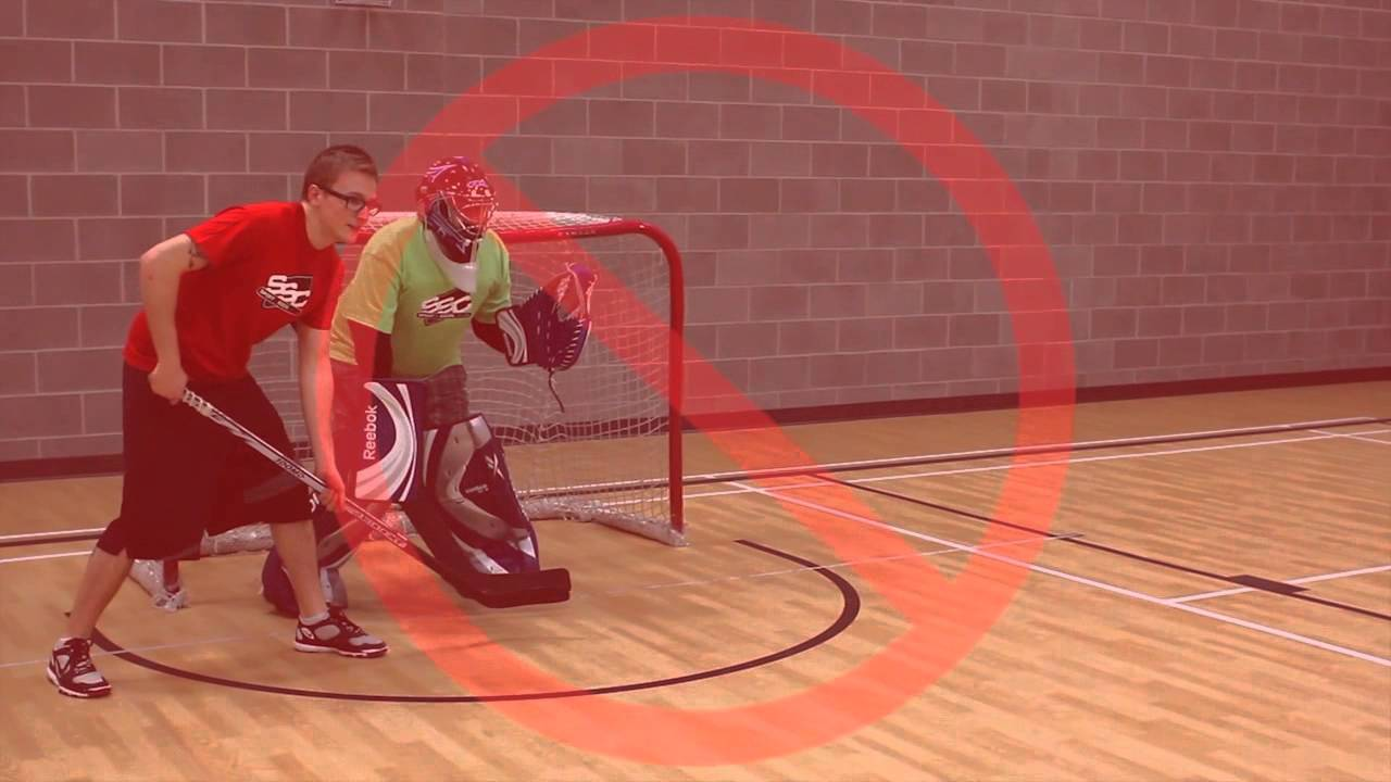 Rules of hockey, with the ball. Hockey rules 50