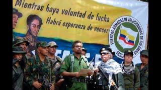Atención: Iván Márquez, Jesús Santrich, el Paisa y Romaña retoman las armas