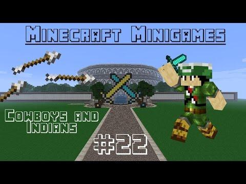 Schiesserei im WESTEN - Minecraft Minigames [22 HD]
