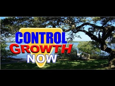Cities At A Crossroads.  Control Growth Now covers Sarasota aggressive growth concerns
