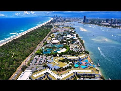 Sea World Resort & Water Park, Gold Coast, Queensland, Australia, 4 star hotel