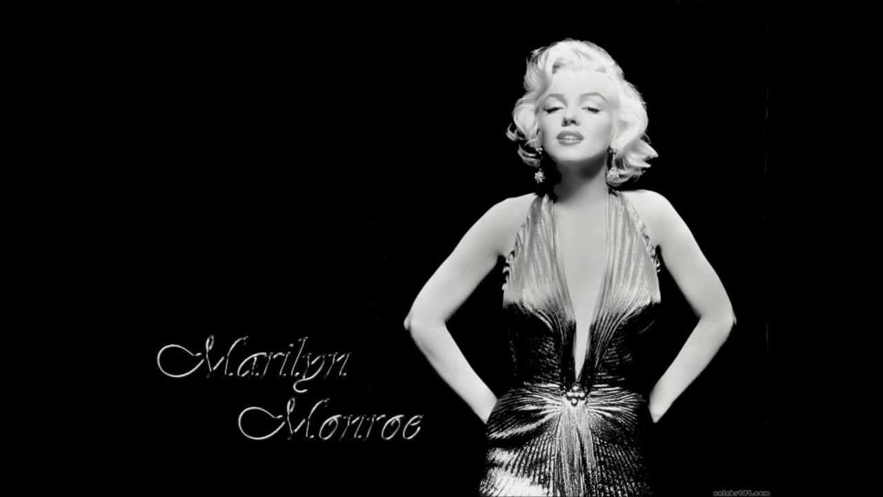 Anime Girl Wallpaper Waving Marilyn Monroe Diamonds Are A Girl S Best Friend Youtube