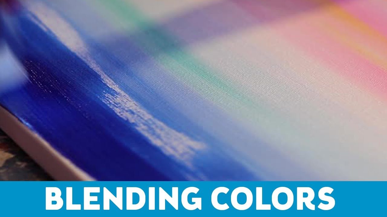 Tips On Blending Great Colors With Beige: Art Tips For Non-Artists: Blending Colors With Acrylic