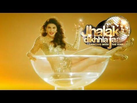 Jhalak Dikhhla Jaa 9 New Promo | Jacqueline Fernandez  In Gold Gown In The Trailer