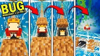 Minecraft Ferajna: 4 KROKI JAK PRZEJŚĆ PRZEZ SZKŁO! *Znalazłem Buga*