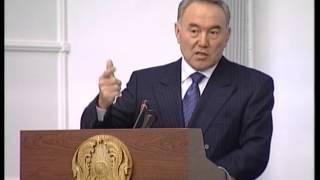 Назарбаев предложил стать монархом