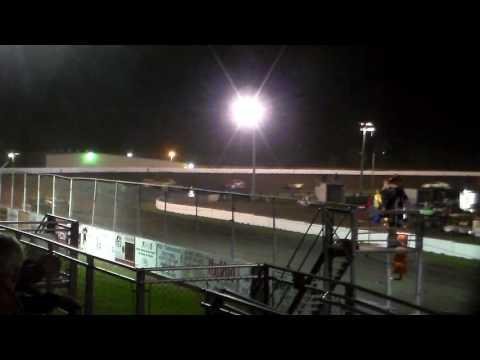 Stock Car Amain @ Fairmont Raceway 04/08/17