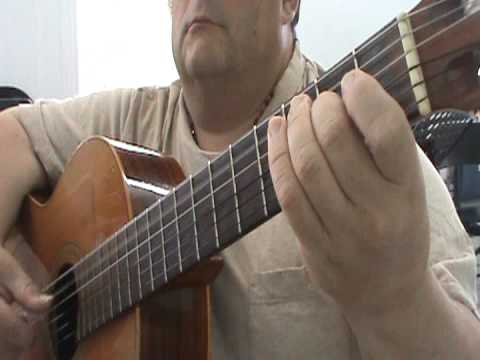 The A B C And D Song Nursery Rhyme Guitar Tabs And Chords Youtube