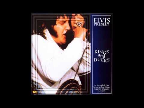 Elvis Presley - Kings And Ducks - November 25, 1976 Full Album CDR