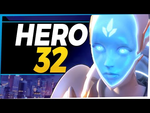 Overwatch Hero 32 - Release Date Soon and Which Overwatch Character