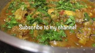 Andhra Style Mutton Curry || Simple and Tasty Mutton Curry ||