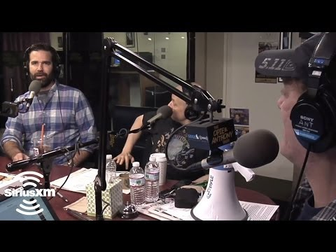 """Rob Delaney """"My Brain Turned Off, But My Body Didn't"""" // SiriusXM // Opie & Anthony"""