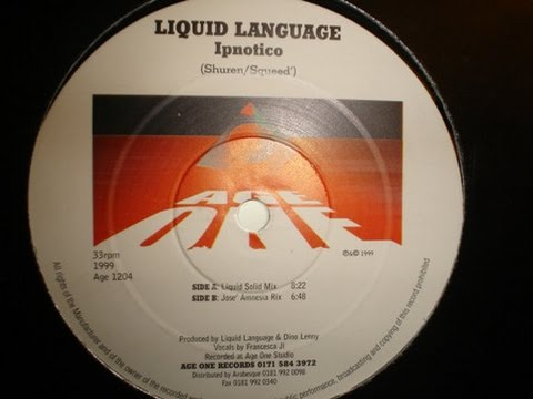 Liquid Language - Ipnotico (Liquid Solid Mix) [1999]