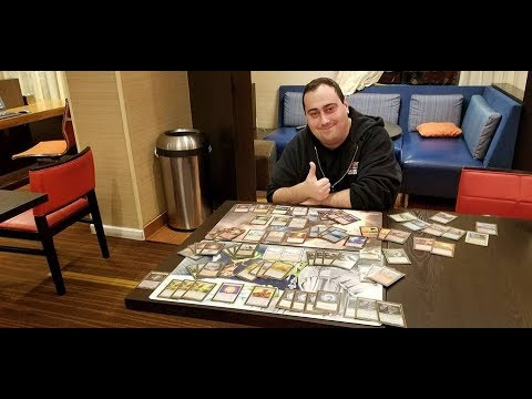 Legacy Lands DECK TECH {available for purchase} = MOST DIFFICULT MTG deck to play???