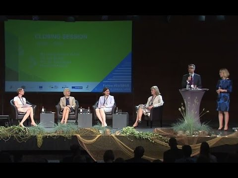 Closing Session of the VI Annual Forum of the EU Strategy for the Baltic Sea Region