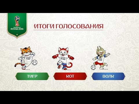 Say Hello To Zabivaka™, The Official Mascot Of The 2018 FIFA World Cup™!