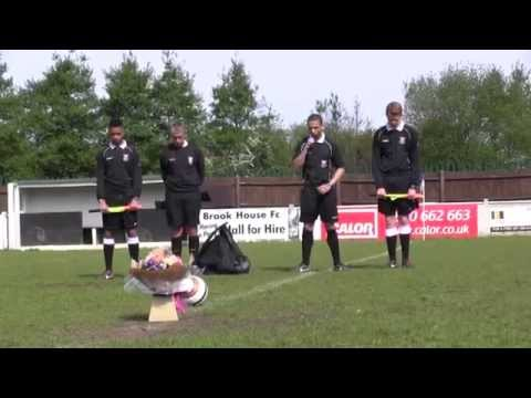 MIDDX COUNTY FA - U12s COUNTY CUP FINAL 2014