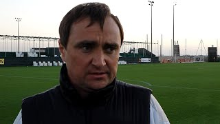 Артём Куликов: «Этот матч пойдёт нам на пользу»