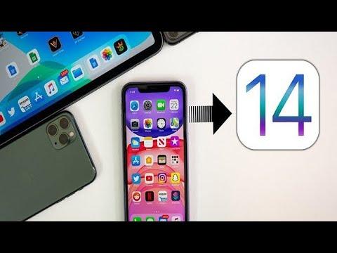 #iOS14: Thiết Bị Nào được Cập Nhật? Có Nên Cập Nhật Cho IPhone Cũ Hay Không? Ngày Ra Mắt...